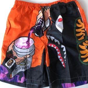 Bape Swimming Shorts